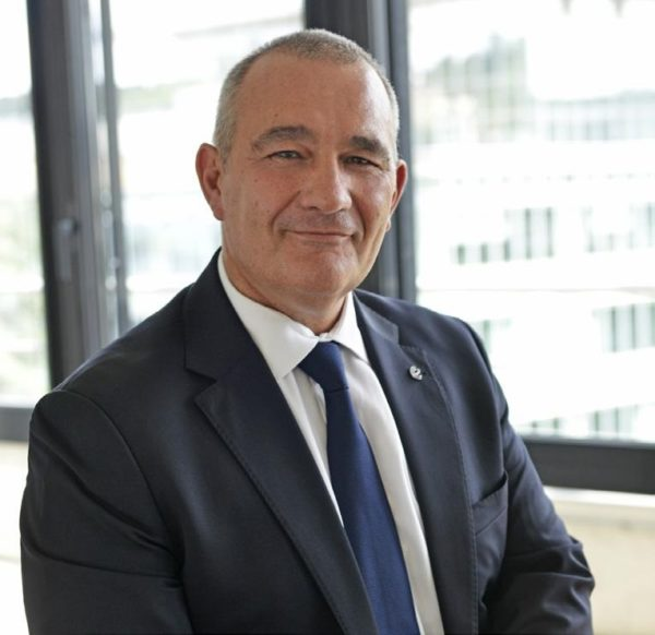 Yves Revol, president of The Lyinc